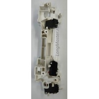 DE96-00115C Панель микропереключателей оригинал Samsung ASSY BODY LATCH